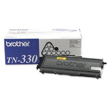 Brother TN330 Toner Cartridge - Black - Yield 1500 Pages