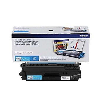 Brother TN331C Toner Cartridge - Cyan - Yield 1500 Pages