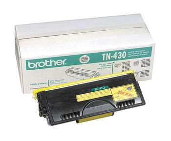 Brother TN430 Toner Cartridge - Black - Yield 3000 Pages