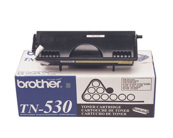 Brother TN530 Toner Cartridge - Black - Yield 3300 Pages