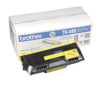 Brother TN460 High Yield Toner Cartridge - Black - Yield 6000 Pages