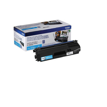 Brother TN336C High Yield Toner Cartridge - Cyan - Yield 3500 Pages