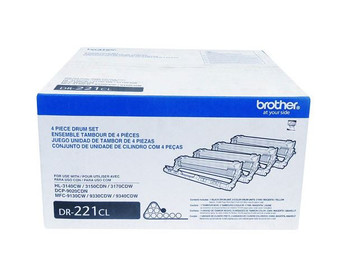 Brother DR221CL Color Drum - 15000 Yield