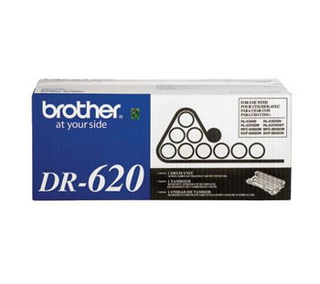 Brother DR620 Drum Unit - Black - Yield 25,000 Pages