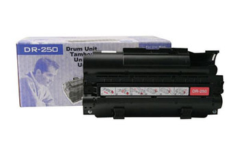 Brother DR250 Black Drum - 12000 Yield