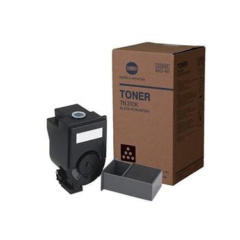 Konica Minolta 4053-401, TN310K Toner Unit - Black - Yield 11,500 Page