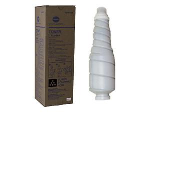 Konica Minolta A04P131, TN610K Toner Cartridge - Black - 35,000 Yield