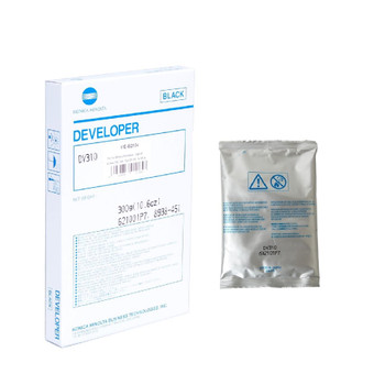 Konica Minolta DV310, 8938451 Developer Unit - Black - Yield 100000