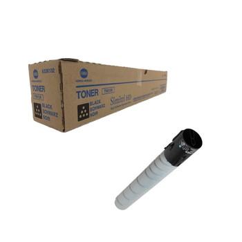 Konica Minolta A33K132, TN512K Toner Cartridge - Black - 27,000 Yield