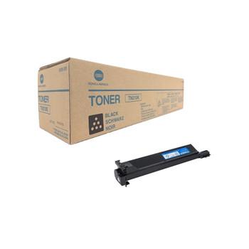 Konica Minolta 8938505, TN210K Toner Unit - Black - Yield 20,000 Page