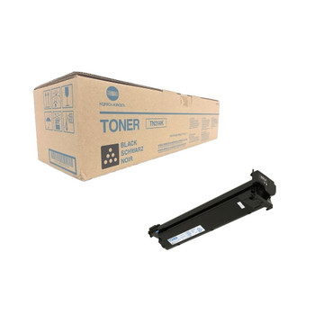 Konica Minolta A0D7131, TN314K Toner Cartridge - Black - Yield 26,000