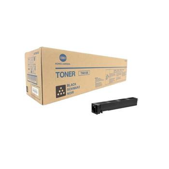 Konica Minolta A0TM130, TN613K Toner Cartridge - Black - 45,000 Yield