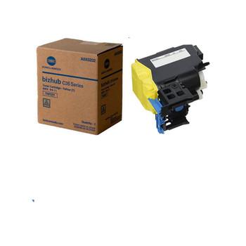 Konica Minolta A0X5232, TNP22Y Toner Cartridge - Yellow - Yield 4,600