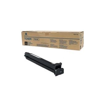Konica Minolta A0D7135, TN-214K Toner Unit - Black - Yield 24,000 Page