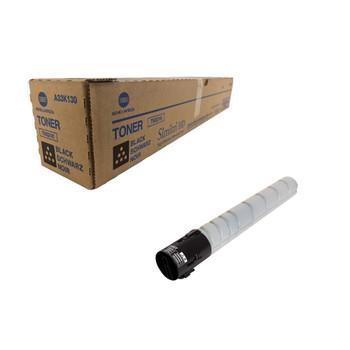 Konica Minolta A33K130, TN321K Toner Cartridge - Black - 27,000 Yield