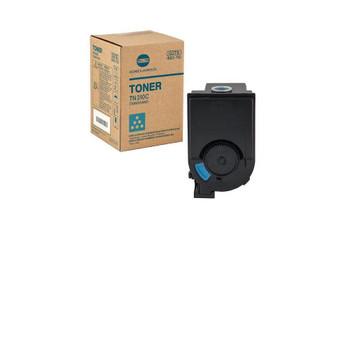 Konica Minolta 4053-701, TN310C Toner Unit - Cyan - Yield 11,500 Page