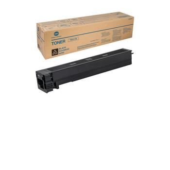Konica Minolta A070131, TN411K Toner Cartridge - Black - Yield 45,000
