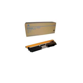 Konica Minolta A00W462, TN212K Toner Unit - Black - Yield 4,500 Page