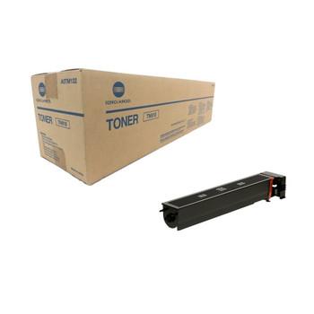Konica Minolta A0TM132, TN618 Toner Cartridge - Black - 37,500 Yield