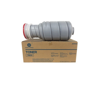 Konica Minolta A0YP032, TN-910 Toner Cartridge - Black - 66,000 Yield