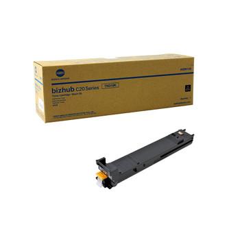 Konica Minolta A0DK133, TN318K Toner Cartridge - Black - 8,000 Yield