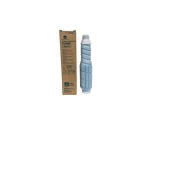 Konica Minolta A0VW434, TN614C Toner Cartridge - Cyan - Yield 26,000
