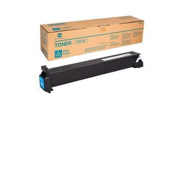Konica Minolta A0D7431, TN314C Toner Cartridge - Cyan - 20,000 Yield