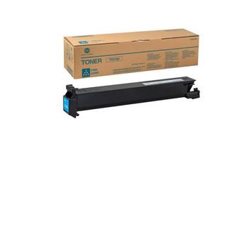 Konica Minolta A0D7432, TN213C Toner Unit - Cyan - Yield 19,000 Page