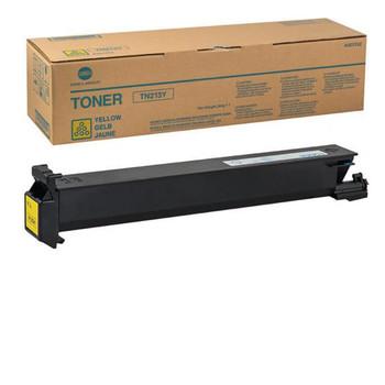 Konica Minolta A0D7232, TN213Y Toner Unit - Yellow - Yield 19,000 Page