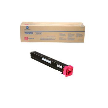 Konica Minolta A070330, TN611M Toner Cartridge - Magenta - 27,000