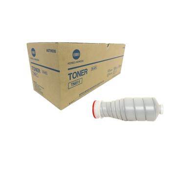 Konica Minolta A0TH030, TN011 Toner Unit - Black - Yield 1,19,000 Page