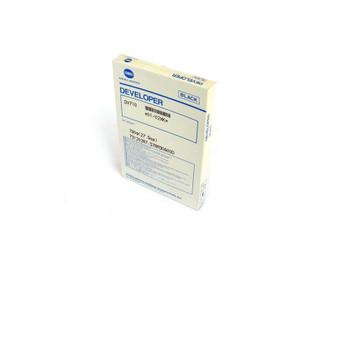 Konica Minolta DV710, 02XK Developer Unit - Black - Yield 250000 Page