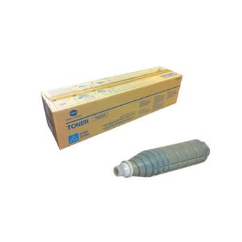Konica Minolta A1DY430, TN615C Toner Cartridge - Cyan - Yield 75,000