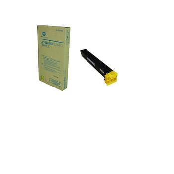Konica Minolta A1DY700, DV-613Y Developer Unit - Magenta - 300000