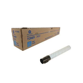 Konica Minolta A11G430, TN319C Toner Cartridge - Cyan - 26,000 Yield