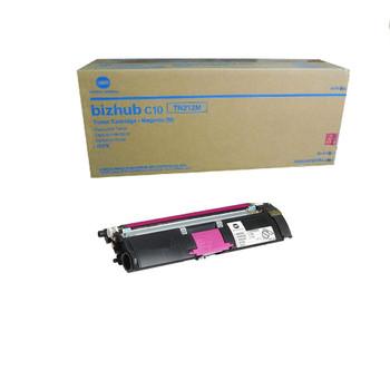 Konica Minolta A00W262, TN212M Toner Unit - Magenta - Yield 4,500 Page
