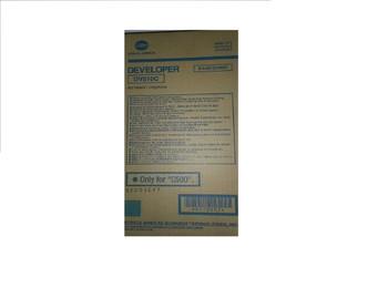 Konica Minolta DV510C , 0202 Developer Unit - Cyan - 1,00,000 Yield