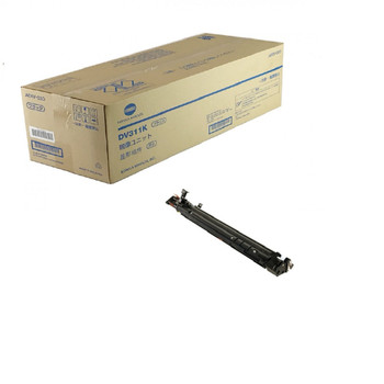 Konica Minolta DV311K, A0XV03D Developer Unit - Black - 570000 Yield
