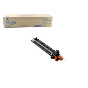 Konica Minolta A2XN03D, DV512K Developer Unit - Black - Yield 590000