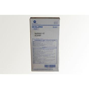 Konica Minolta DV010, 02UK Developer Unit - Black - Yield 1000000 Page