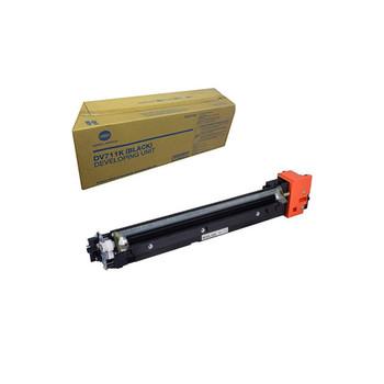 Konica Minolta A2X203D, DV-711K Developer Unit - Black - Yield 1200000