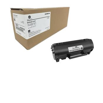 Konica Minolta A63W01W, TNP38 Toner Cartridge - Black - Yield 20,000