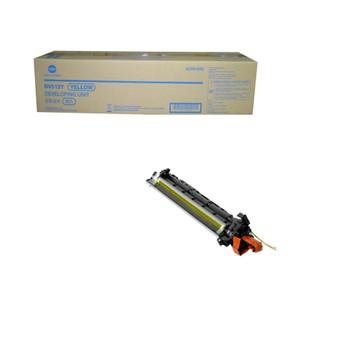Konica Minolta A2XN08D, DV-512Y Developer Unit - Yellow - 590000 Yield