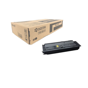 Kyocera TK477 Black Toner 520GR Yield 1T02K30CS0, TK479