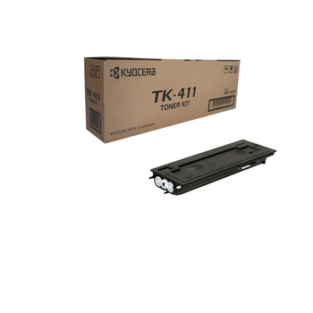 Kyocera TK411 Black Toner 15K Yield 370AM011