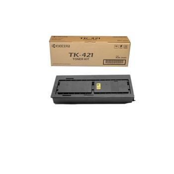 Kyocera TK421 Black Toner 15K Yield 370AR011