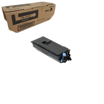 Kyocera TK3102 Black Toner 12.5K Yield 1T02MS0US0