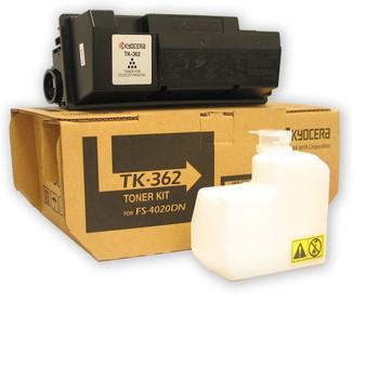 Kyocera TK362 Black Toner 20K Yield 1T02J20US0