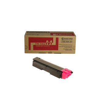 Kyocera TK582M Magenta Toner 2.8K Yield 1T02KTBUS0