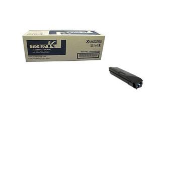Kyocera TK857K Black Toner 25K Yield 1T02H70US0